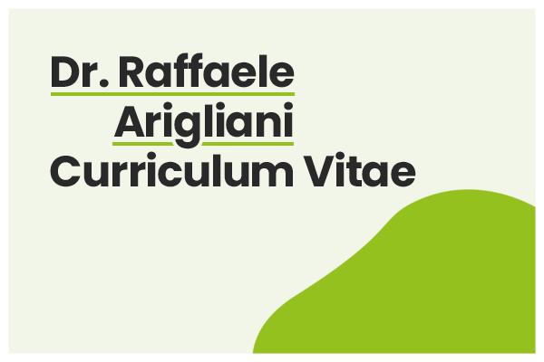 curriculum raffaele arigliani
