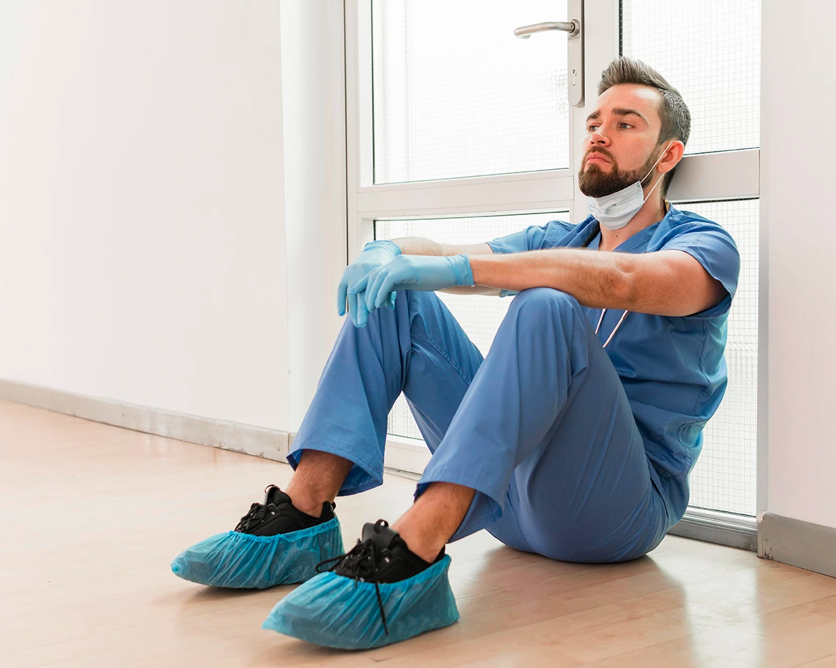 sindrome burnout medici
